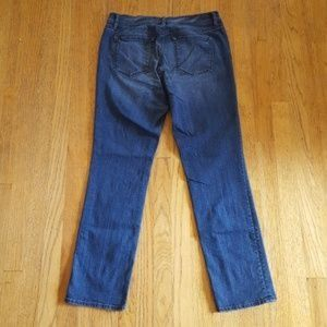 LOFT Jeans - LOFT Modern Straight Stretch Denim Jeans EUC